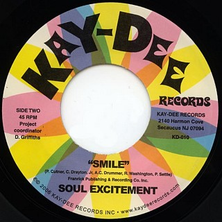 Soul Excitement - Stay Together / Smile