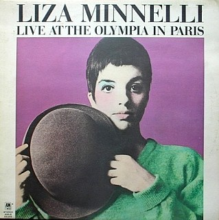 Liza Minnelli - Live At The Olympia In Paris