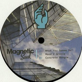 Magnetic Soul - What You Gonna Do?