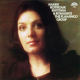 Marie Rottrová, The Flamingo Group - Rhythm & Romance