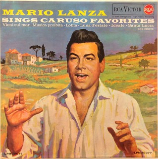 Mario Lanza - Sings Caruso Favorites