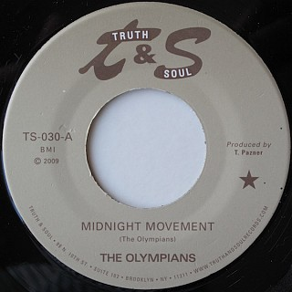 The Olympians - Midnight Movement / The Rain Song