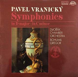 Pavel Vranický - Symphonies in D major • in C minor