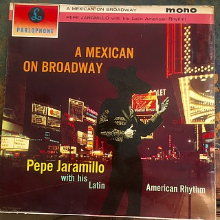 Pepe Jaramillo - A Mexican On Broadway