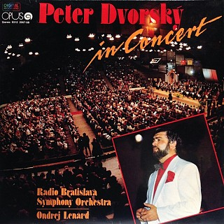 Peter Dvorský - In Concert
