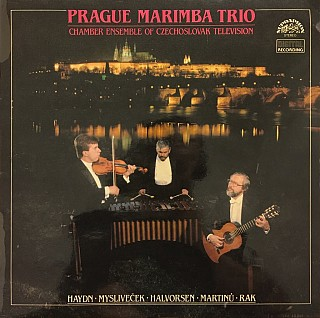 Prague Marimba Trio - Prague Marimba Trio