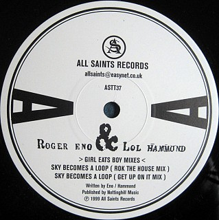 Roger Eno & Lol Hammond - Sky Becomes A Loop