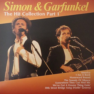 Simon & Garfunkel - The Hits Collection Part 1