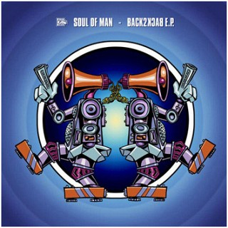 Soul Of Man - Back2Back E.P.
