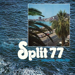 Various Artists - Split 77 - Zabavne Melodije