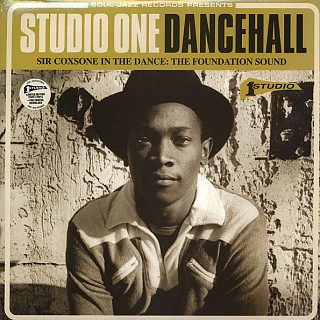 Various Artists - Studio One Dancehall (Sir Coxsone In The Dance: The Foundation Sound)