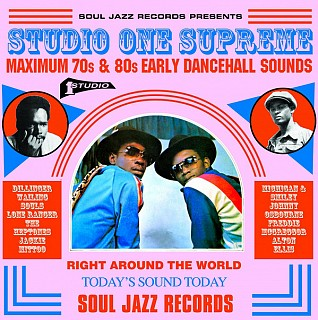 Various Artists - Studio One Supreme (Maximum 70s & 80s Early Dancehall Sounds)
