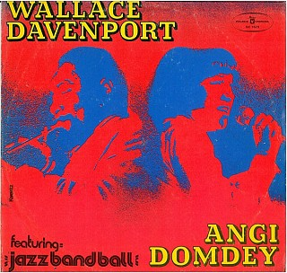 Wallace Davenport / Angi Domdey Featuring Jazz Band Ball Orchestra - Untitled