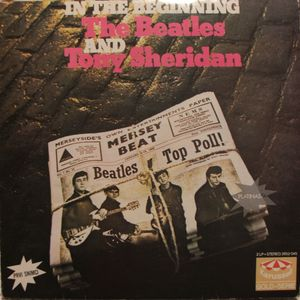 The Beatles And Tony Sheridan - In The Beginning