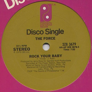 The Force - Rock Your Baby