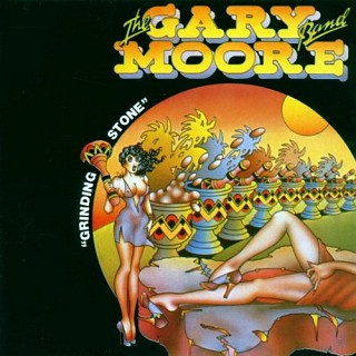 The Gary Moore Band - Grinding Stone