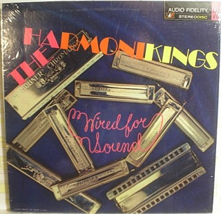 The Harmonikings - Wired For Sound