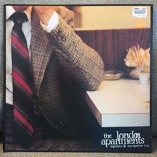 The London Apartments - Logistics & Navigation E.P.