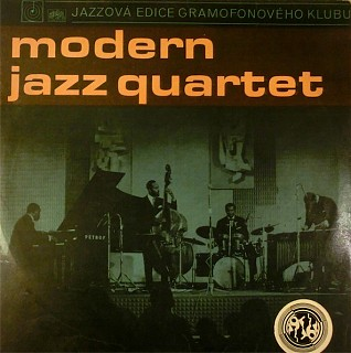 The Modern Jazz Quartet - The Modern Jazz Quartet