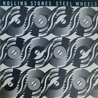 The Rolling Stones - Steel Wheels