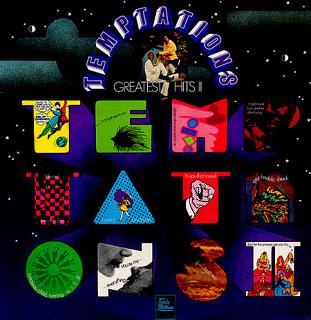 The Temptations Greatest Hits Ii Vinyl Records Online