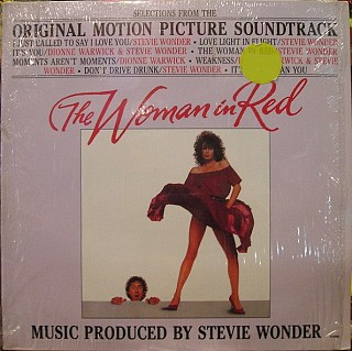 Various Artists - The Woman In Red (Selections From The Original Motion Picture Soundtrack)