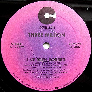 Three Million - I've Been Robbed