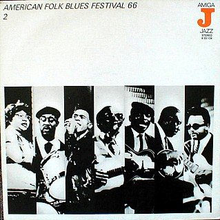 Various Artists - American Folk Blues Festival 66