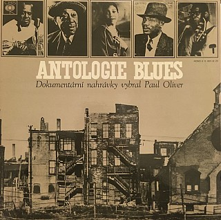 Various Artists - Antologie Blues