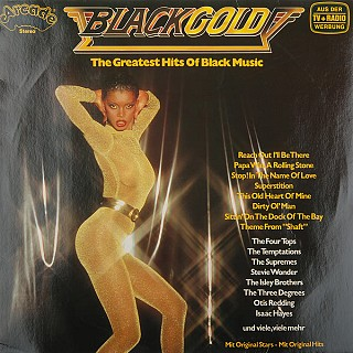 Various Artists - Black Gold - The Greatest Hits Of Black Music
