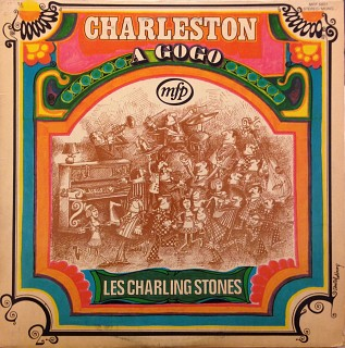 Various Artists - Charleston A Gogo - Les Charling Stones