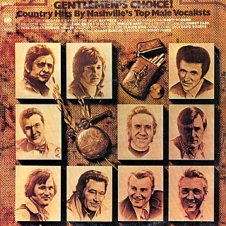 Various Artists - Gentlemen's Choice! Country Hits By Nashville's Top Male Vocalists