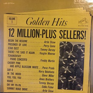 Various Artists - Golden Hits Volume 1