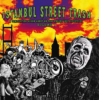 Various Artists - Istanbul Street Trash Compilation Vol​.​1