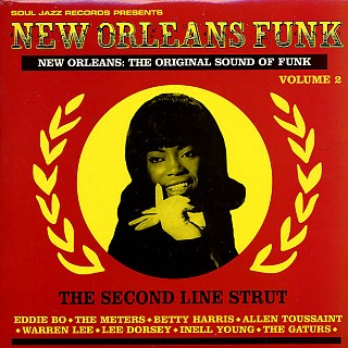 Various Artists - New Orleans Funk Volume 2 (The Second Line Strut)
