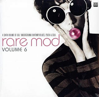 Various Artists - Rare Mod Volume 6