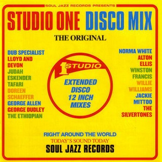 Various Artists - Studio One Disco Mix
