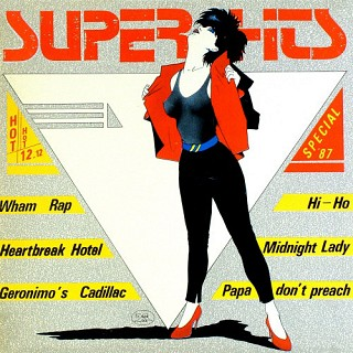 Various Artists - Super Hits Special '87