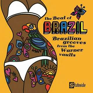 Various Artists - The Beat Of Brazil: Brazilian Grooves From The Warner Vaults