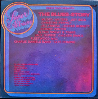 Various Artists - The Blues Story