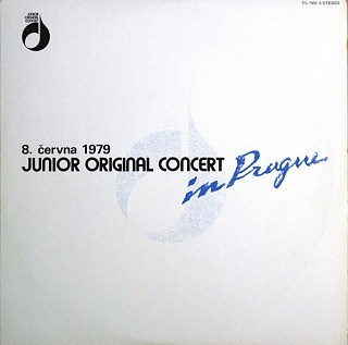 Various - Junior Original Concert In Prague 8. Června 1979
