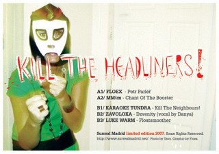 Various Artists - Kill The Headliners!
