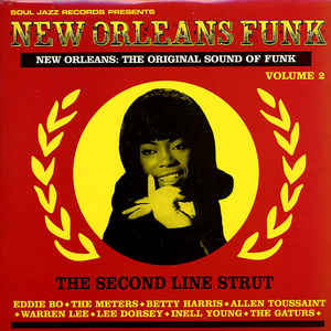 Various Artists - New Orleans Funk Volume 2 - The Second Line Strut