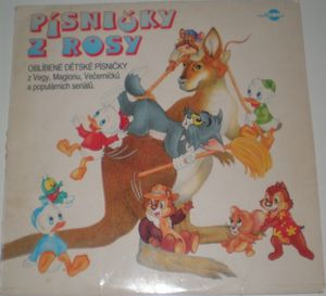 Various Artists - Písničky z rosy