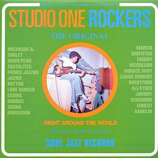 Various Artists - Studio One Rockers