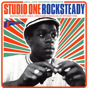 Various Artists - Studio One Rocksteady