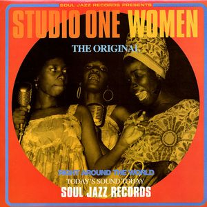Various Artists - Studio One Women