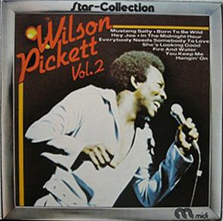 Wilson Pickett - Star-Collection Vol. 2