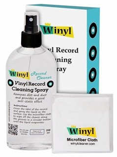 Winyl - Vinyl record cleaning spray 250ml