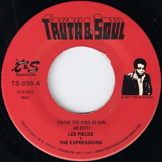 El Michels Affair - You're The Kind Of Girl / It's All Over (But The Crying)